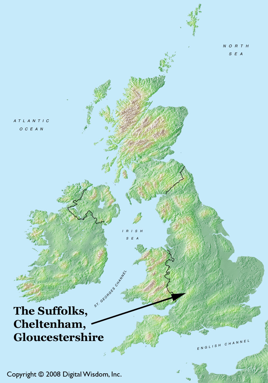 The suffolks cheltenham planet suffolk bringing together the the suffolks is the unofficial name for a part of the montpellier district in the town of cheltenham gloucestershire in england situated at 5153 n gumiabroncs Choice Image