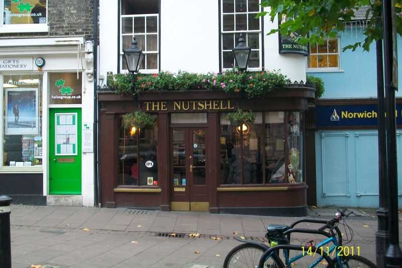 Bury St Edmunds - The Nutshell